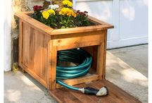 Green Thumb / Garden design, growing food to flowers to New Zealand natives and outdoor storage ideas.