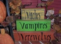 Vampire, Witches and Wizards / by Julie Franklin