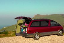 Bridport Trip 2015 / Sharing pics of some of our campervan adventure in Trev-the-Prev in Dorset 2015
