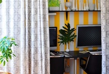 Home Office Trends / Looking to make your home office both practical and attractive? Find inspiration on outfitting your home office here with this collection of inspirational pins. / by oDesk