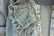 Dressing - Linen / by Wendy Lovel