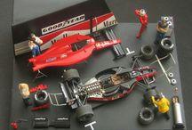 F1 modeller
