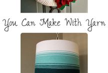 Ideas, Crafts and DIY