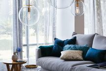 Lounge pendant lighting