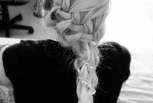 Hair styles / by Katy McPherson
