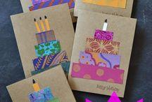 Birthday Card/gift Ideas