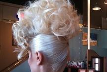 Hair up comp ideas