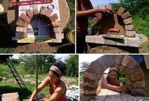 Fabricación del horno