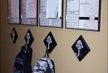 Organizing / by Tisha Mills-Bredeson