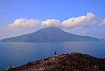 An adventure to Mount Anak Krakatau