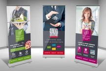 Roll up agence immobiliere