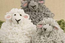 Sheep / by The Indigo Rabbittree