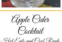 Drinks for Fall