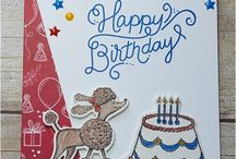 Crafts - Birthday Cards