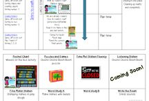 Class - Lesson Plan / by Heather Bell