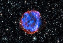 Kosmos- Galaxie