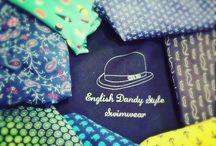 English Dandy Style costumi2016