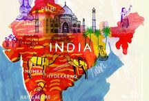 India / modern indian style, reinvented
