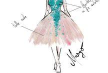"""Evening Dress """"In Love With Queen Turquoise"""" / Un joc de transparente, cu aplicatii lucrate manual din broderie pretioasa cu fir metalic, margelute Swarovski Blue Zircon...tot ceea ce este necesar la o rochie pentru a putea fi in centrul atentiei, pentru a te putea simti cea mai frumoasa participanta la eveniment!"""
