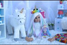 AG doll Love
