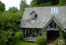 Barn Conversion / Timber frame barn conversion interiors and exteriors. Barn converted to house.