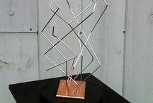Boogie Woogie Sculpture Series By Gilbert Boro