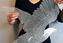 Art / paper art