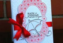 Cards Featured as our FB Cover Photo :) / by Splitcoaststampers