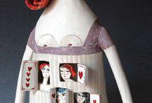 Donna scultura