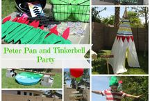 Woodlands/fairy party