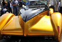 Exotic & Vintage Cars / by Linda Glaude