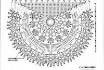 Crochet BAGS / Motivo Carteras