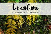 → Strasbourg: Bonnes adresses / Strasbourg, France, Things To Do In, Food, Restaurant, Bar, Cocktail, Insolite, Travel, Strassburg, Voyage, Cathédrale, Visite, Noël, Marché de Noël