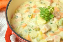 Soups and Onepots