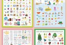 Deco stickers <3