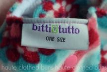Cloth nappy wish list