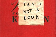 This is not a Book - ideas