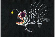 Skull-tastic / by Joshua Schechter