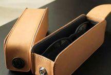 Leather prod.