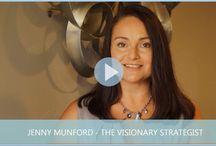 Jenny Munford - The Visionary Strategist