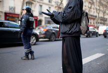 ストリートファッション