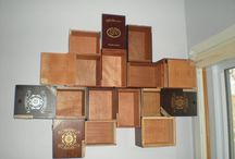 Cigar Box Crafts. / by Sarah Key