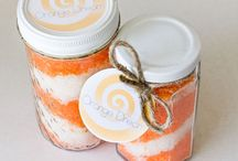 DIY Bath Salts,Bombs,Body Washes,Etc. / by Lisa Crosby