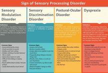 Sensory processing dysfunction