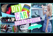 Car Clean/organization tips