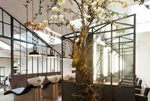 Interiors / retail hairdresser and spa