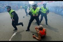 Drama Boston marathon / De 117e editie van de Boston Marathon is geëindigd in een drama, nadat twee bommen ontplofte in de buurt van de finish. Daarbij kwamen drie mensen om het leven en raakten tientallen mensen gewond.