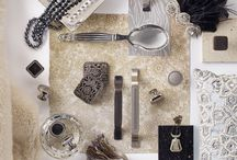 Trends in Decorative Hardware / Trend boards to inspire you! Find the elements you love and then visit amerock.com to see hardware perfectly suited to your personal style.