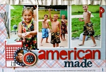 American Made Layouts / by Robin Williams