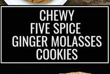 Cookies, Bars, Brownies
